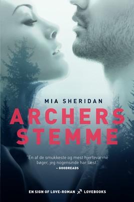 Archers stemme Mia Sheridan 9788711967669