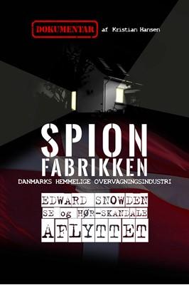 Spionfabrikken Kristian Hansen 9788799660179