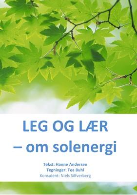 Leg og lær Niels Silfverberg, Hanne Andersen 9788771708264