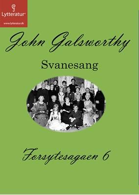 Forsytesagaen 6 John Galsworthy 9788771622508