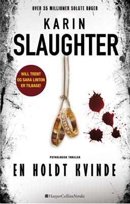 En holdt kvinde Karin Slaughter 9789150788433