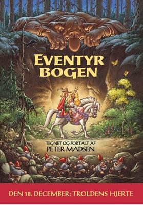 Eventyrbogen - den 18. december: Troldens hjerte Peter Madsen 9788741504384