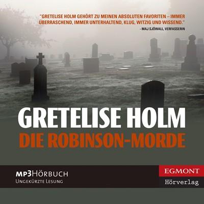 Die Robinson-Morde Gretelise Holm 9788711348178