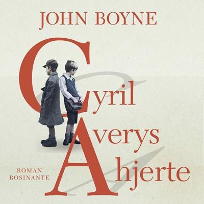 Cyril Averys hjerte John Boyne 9788763854023