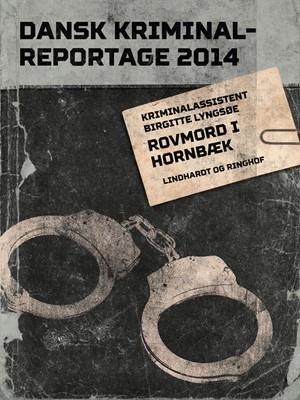 Rovmord i Hornbæk Birgitte Lyngsøe 9788711794197