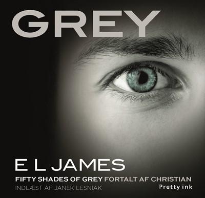 Grey E L James 9788763843164