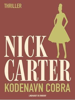 Kodenavn Cobra Nick Carter 9788711496268