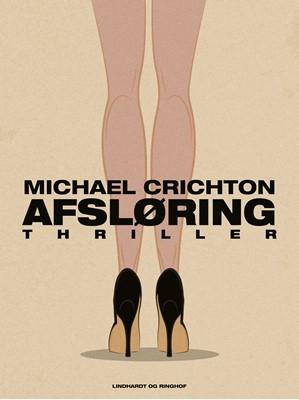 Afsløring Michael Crichton 9788711632369