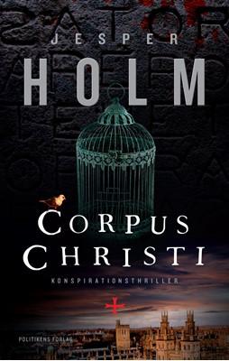 Corpus Christi Jesper Holm 9788740040081