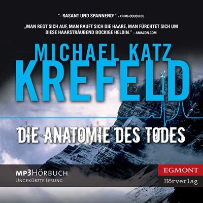 Die Anatomie des Todes Michael Katz Krefeld 9788711349373