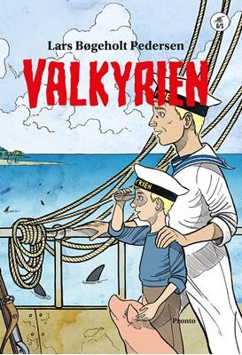 Valkyrien Lars Bøgeholt Pedersen 9788793222045