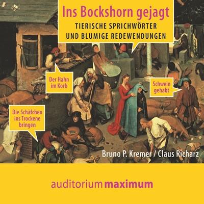 Ins Bockshorn gejagt Klaus Richarz, Bruno P Kremer 9788711811276