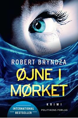 Øjne i mørket Robert  Bryndza, Robert Bryndza 9788740050042
