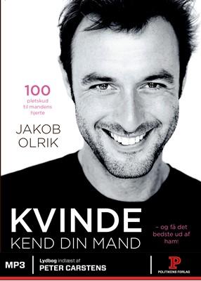Kvinde kend din mand Jakob Olrik 9788740048575