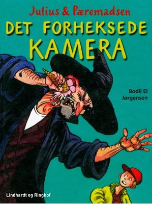 Det forheksede kamera Bodil El Jørgensen 9788711598078
