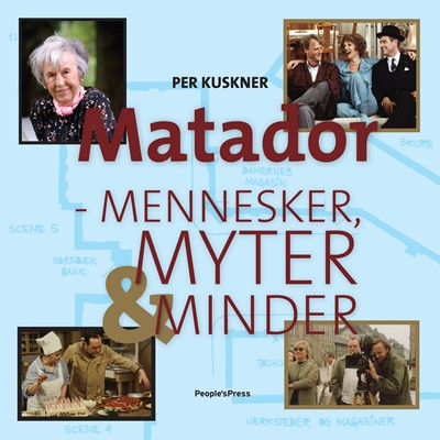 Matador Per Kuskner 9788771809602
