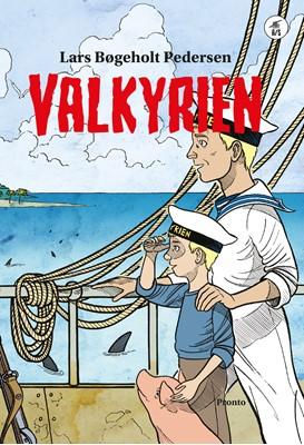 Valkyrien Lars  Bøgeholt Pedersen 9788793222366