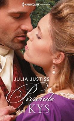 Pirrende kys Julia Justiss 9789150789768