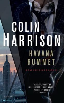 Havana-rummet Colin Harrison 9788772001555