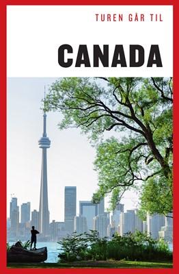 Turen går til Canada Betty Frank  Simonsen, Betty Frank Simonsen 9788740034592