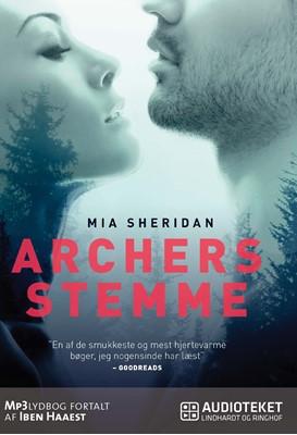Archers stemme Mia Sheridan 9788711951576