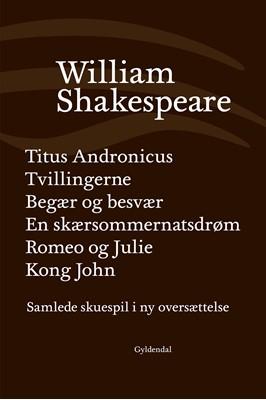 Samlede skuespil / bd. 2 William Shakespeare 9788702208214