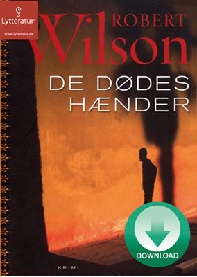 De dødes hænder Robert Wilson 9788771307337