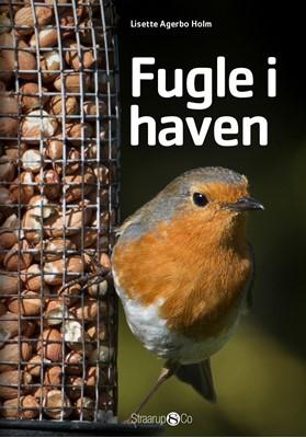 Fugle i haven Lisette Agerbo Holm 9788793592636
