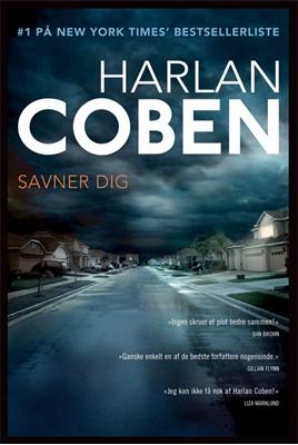 Savner dig Harlan Coben 9788712052920