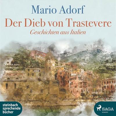 Der Dieb von Trastevere - Geschichten aus Italien Mario Adorf 9788711705988