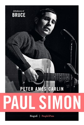 Paul Simon Peter Ames Carlin 9788772001234