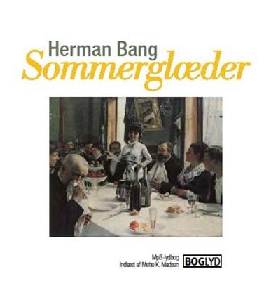 Sommerglæder Herman Bang 9788791816291