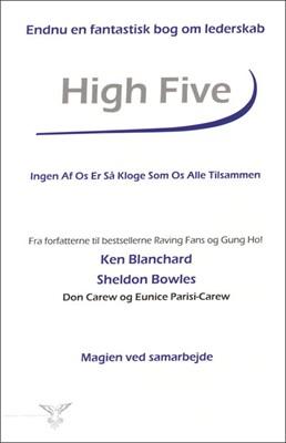 High Five Sheldon Bowles, Ken Blanchard 9788793149151