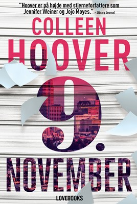 9. november Colleen Hoover 9788711967652