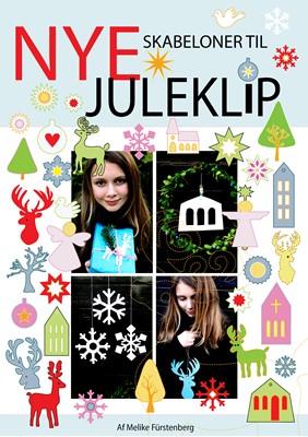 Nye skabeloner til juleklip Melike Fürstenberg 9788799412198