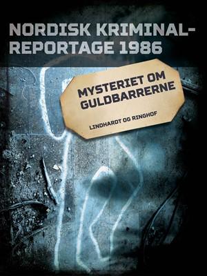 Mysteriet om guldbarrerne Diverse Diverse, Diverse forfattere 9788711844267