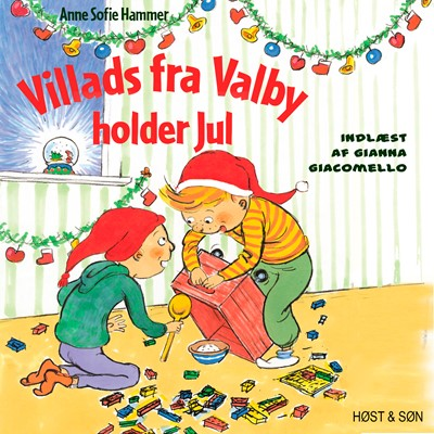 Villads fra Valby holder jul Anne Sofie Hammer 9788763838245