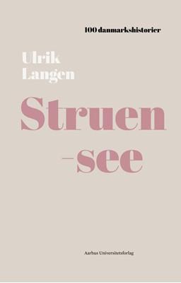 Struensee Ulrik Langen 9788771846034