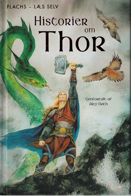 Historier om Thor Alex Frith 9788762729889