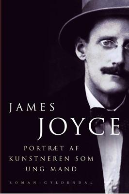 Portræt af kunstneren som ung mand James Joyce 9788702248425