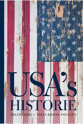 USA's historie Niels Bjerre-Poulsen, Erling Bjøl 9788702234961