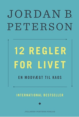 12 regler for livet Jordan Peterson 9788740048483