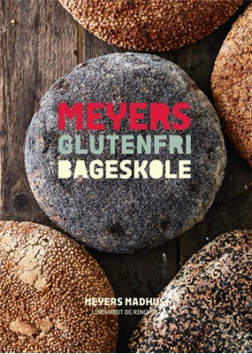 Meyers glutenfri bageskole Meyers Madhus 9788711904060