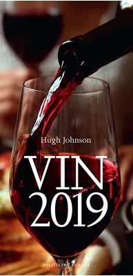 Vin 2019 Hugh Johnson 9788740042719