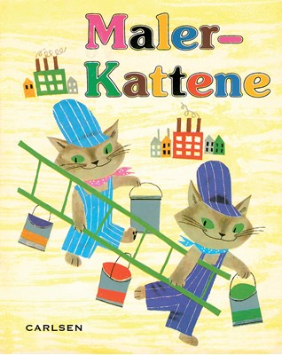 Malerkattene Margaret Wise Brown 9788711336496