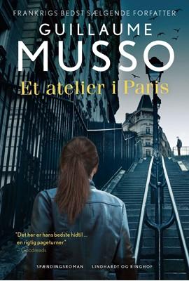 Et atelier i Paris Guillaume Musso 9788711694909