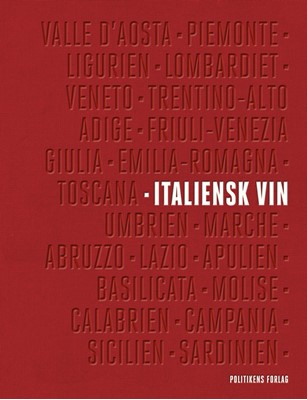 Italiensk vin Arne Ronold, Thomas Ilkjær, Paolo Lolli, Ole Udsen 9788740017823