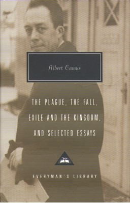Plague, Fall, Exile And The Kingdom And Selected Essays Albert Camus 9781857152784