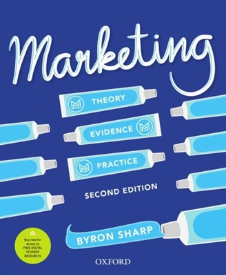 Marketing Byron (Professor of Marketing Science Sharp 9780195590296