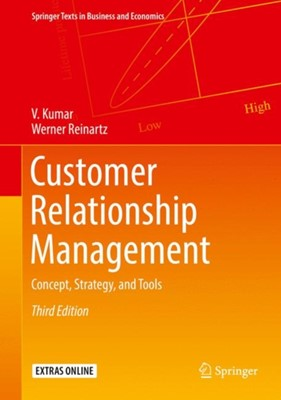Customer Relationship Management Werner Reinartz, V. Kumar 9783662553800